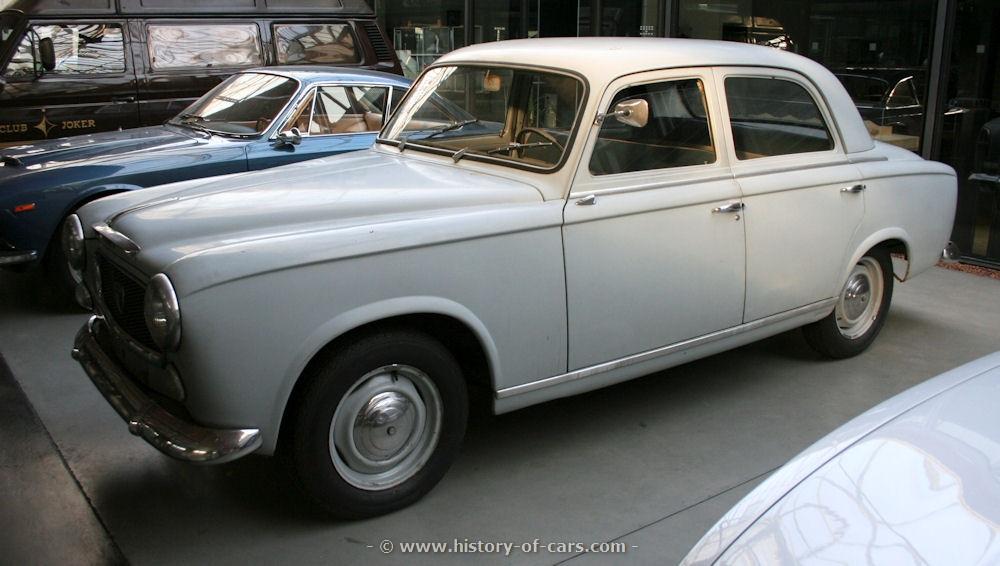 Peugeot 403 1955 - 1966 Cabriolet #1