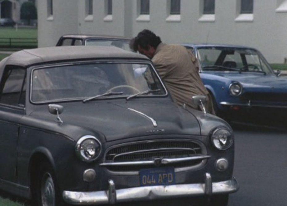 Peugeot 403 1955 - 1966 Cabriolet #3