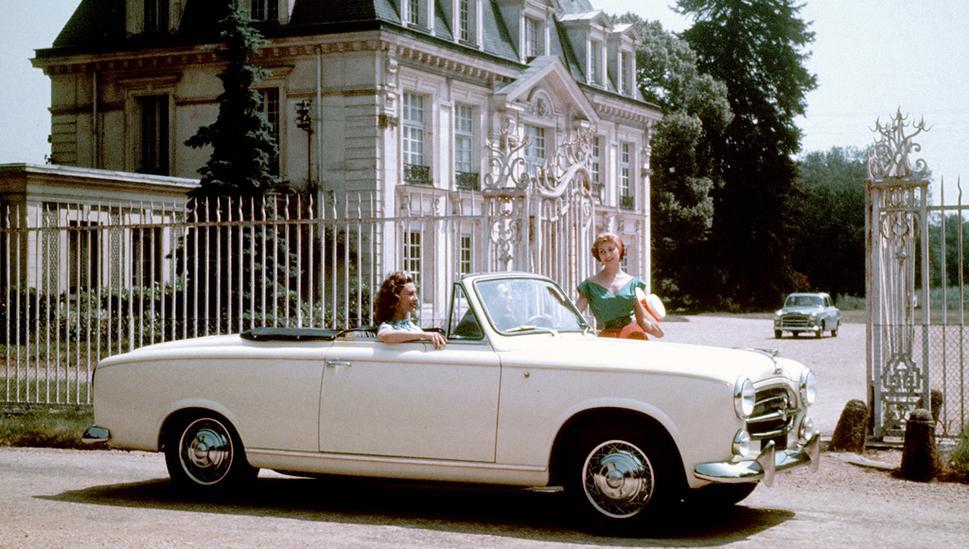 Peugeot 403 1955 - 1966 Cabriolet #5