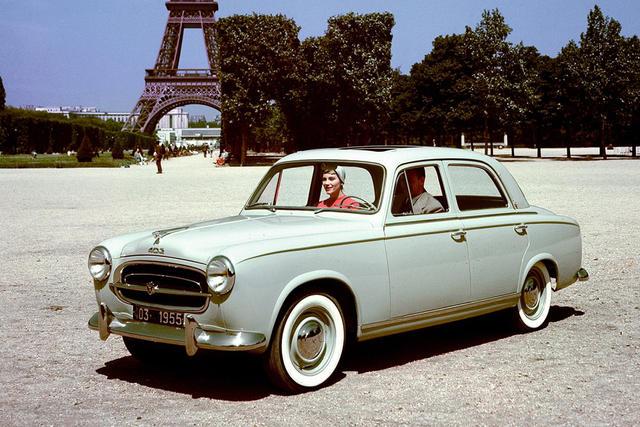 Peugeot 403 1955 - 1966 Cabriolet #7