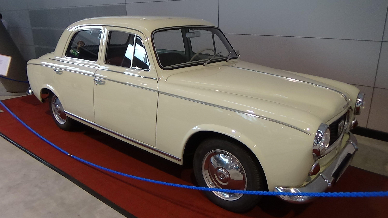 Peugeot 403 1955 - 1966 Sedan #5