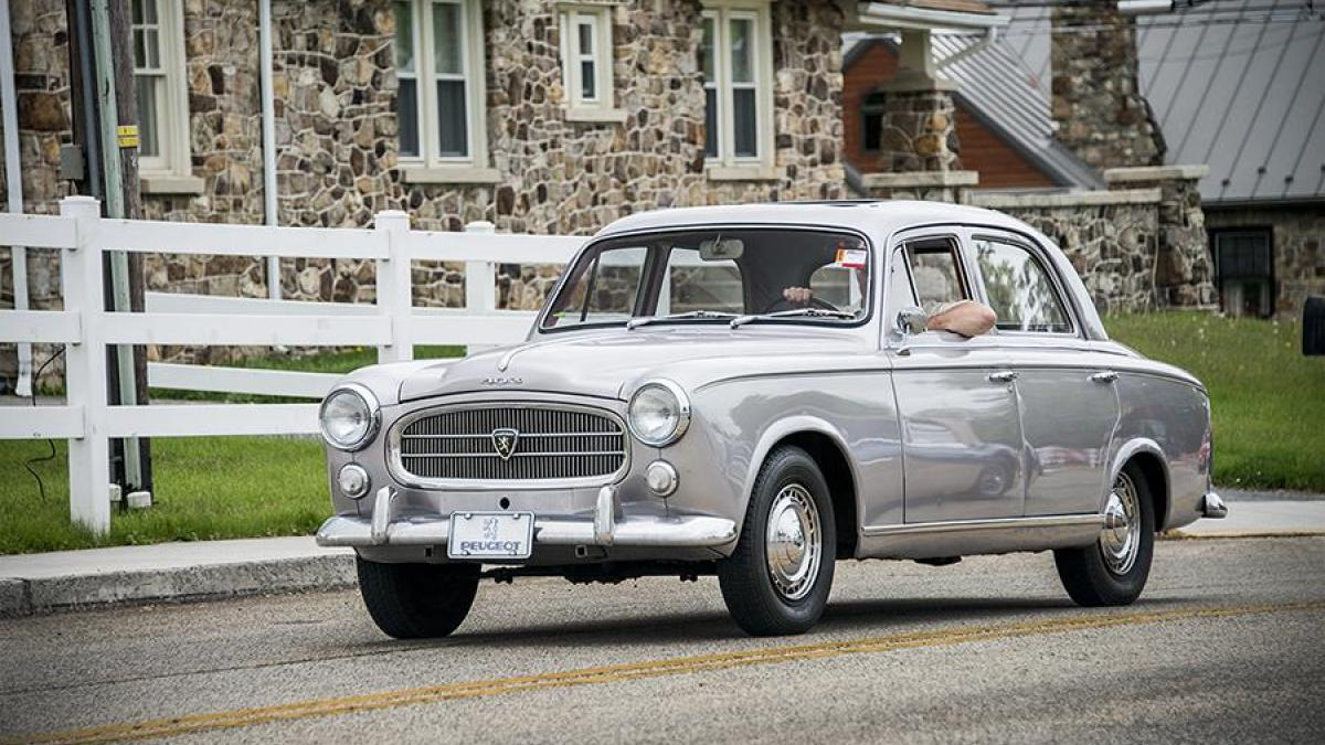 Peugeot 403 1955 - 1966 Station wagon 5 door #1