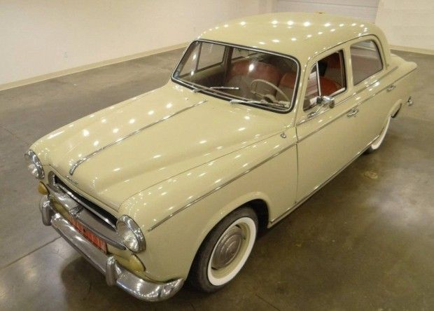 Peugeot 403 1955 - 1966 Station wagon 5 door #5
