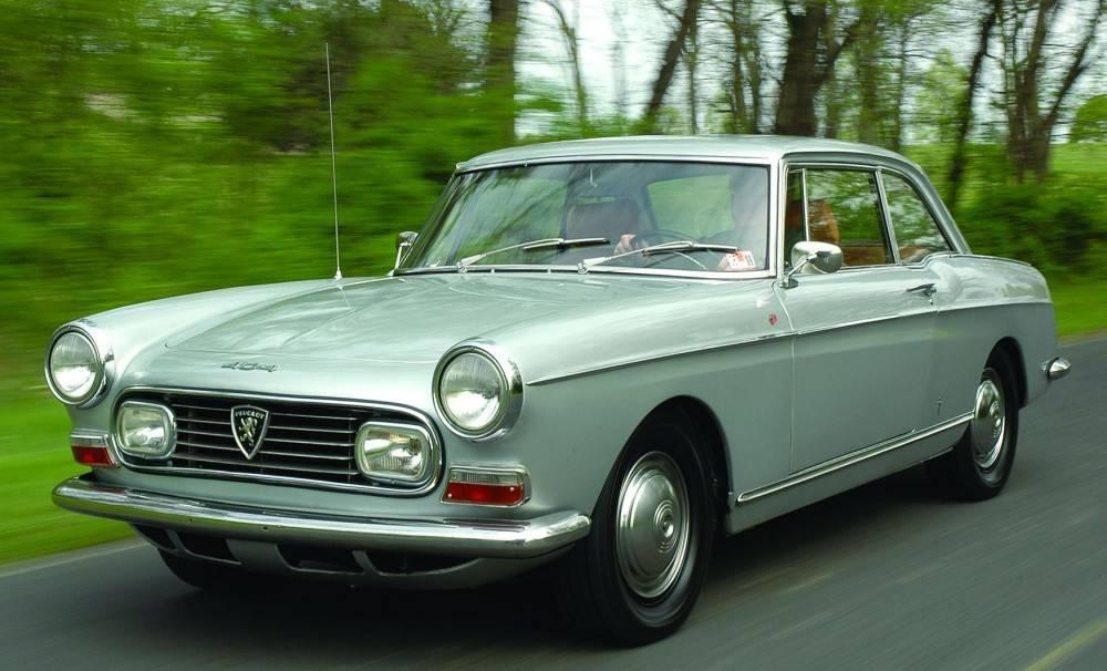 Peugeot 404 1960 - 1975 Cabriolet #1