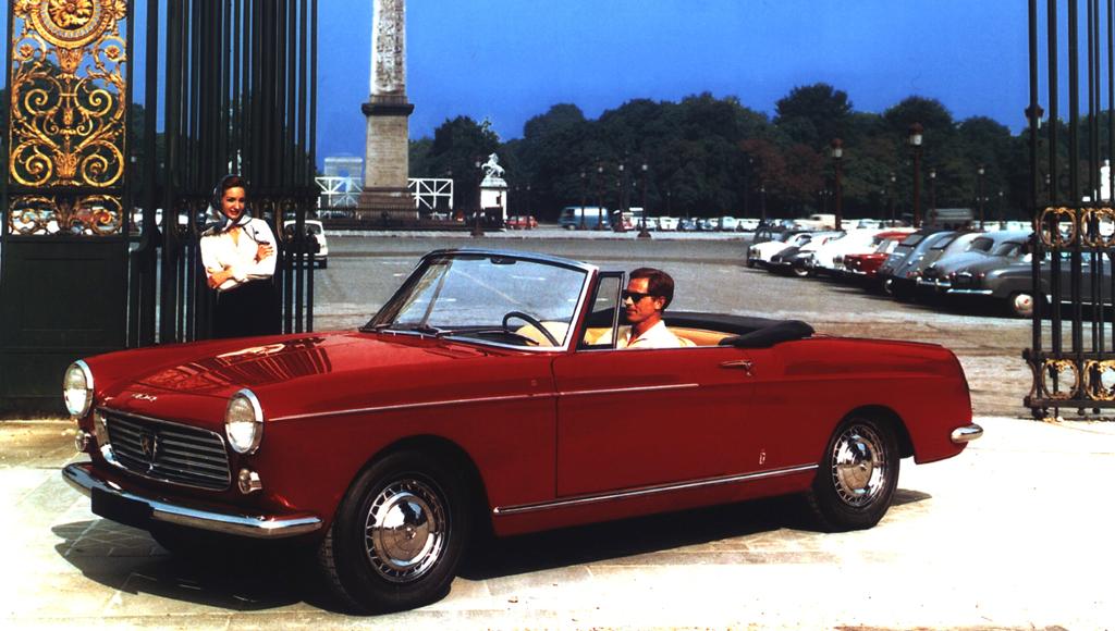 Peugeot 404 1960 - 1975 Cabriolet #2