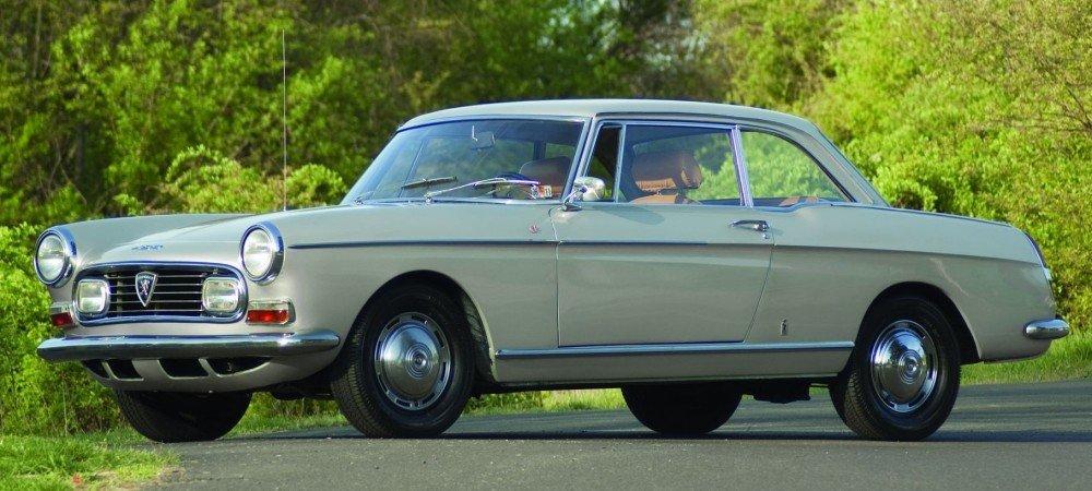 Peugeot 404 1960 - 1975 Cabriolet #4
