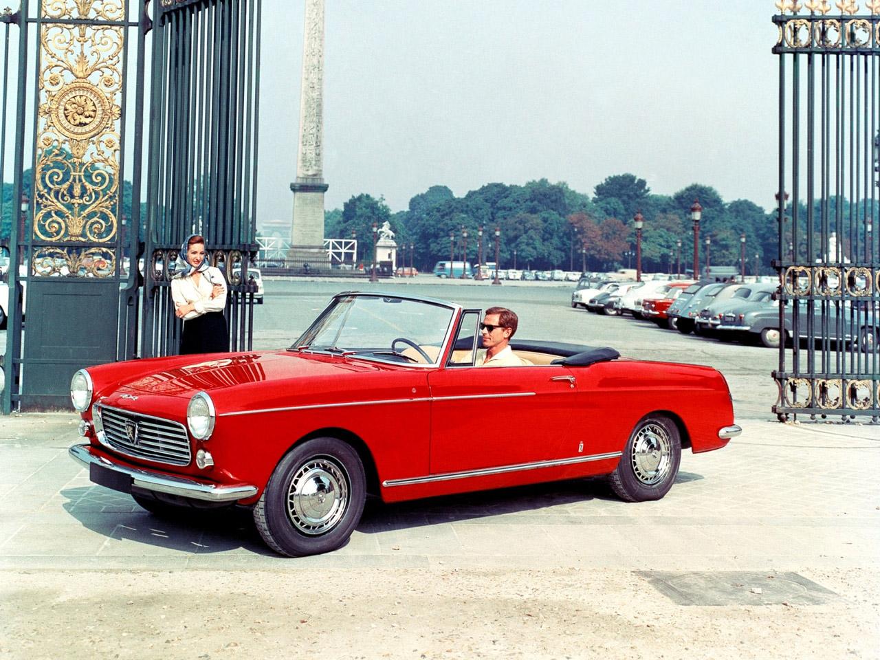 Peugeot 404 1960 - 1975 Cabriolet #3