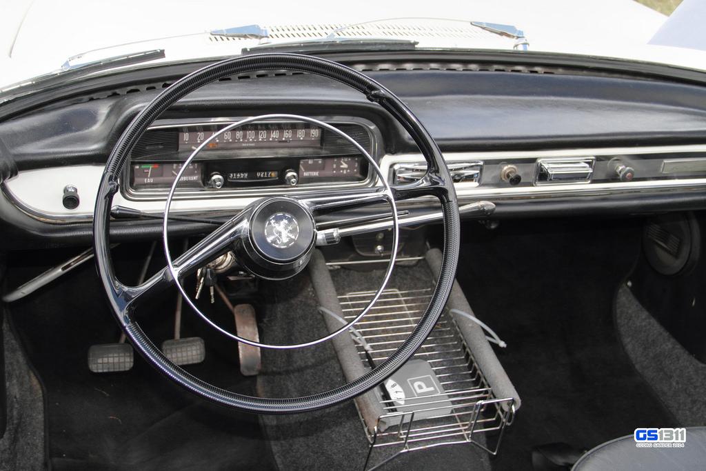 Peugeot 404 1960 - 1975 Cabriolet #7