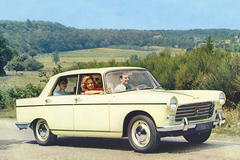 Peugeot 404 1960 - 1975 Coupe #6