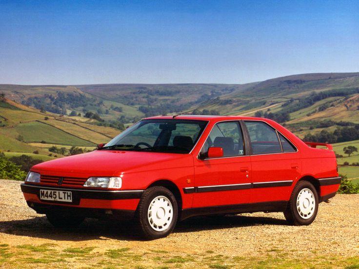 Peugeot 405 1987 - 1997 Sedan #1