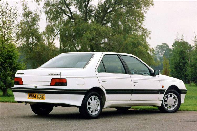 Peugeot 405 1987 - 1997 Sedan #7