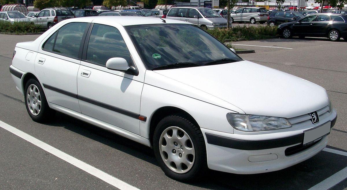 Peugeot 406 1999 - 2005 Sedan #4