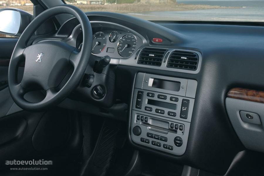 Peugeot 406 1999 - 2005 Sedan #7