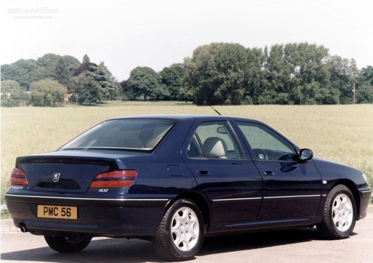 Peugeot 406 1999 - 2005 Sedan #5