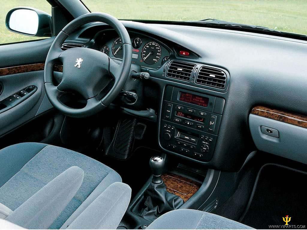 Peugeot 406 1999 - 2005 Sedan #8