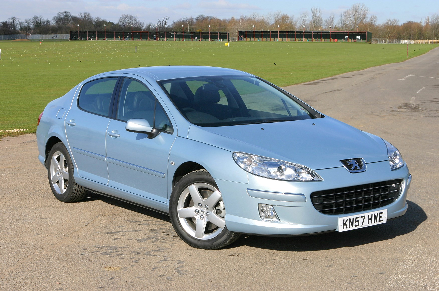 Peugeot 407 2004 - 2011 Coupe #4
