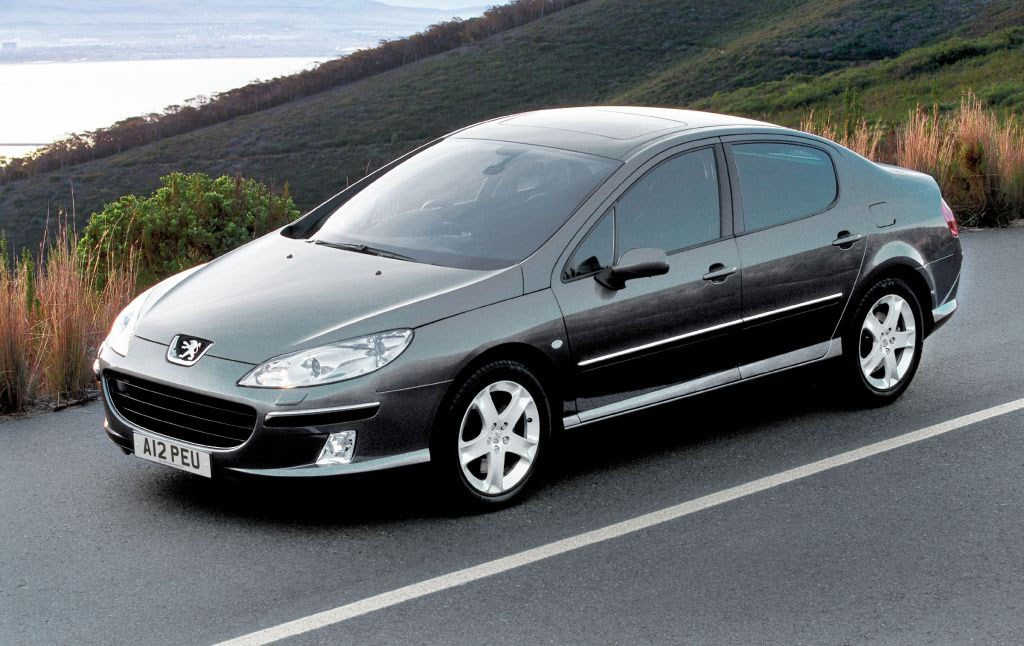 Peugeot 407 2004 - 2011 Coupe #3