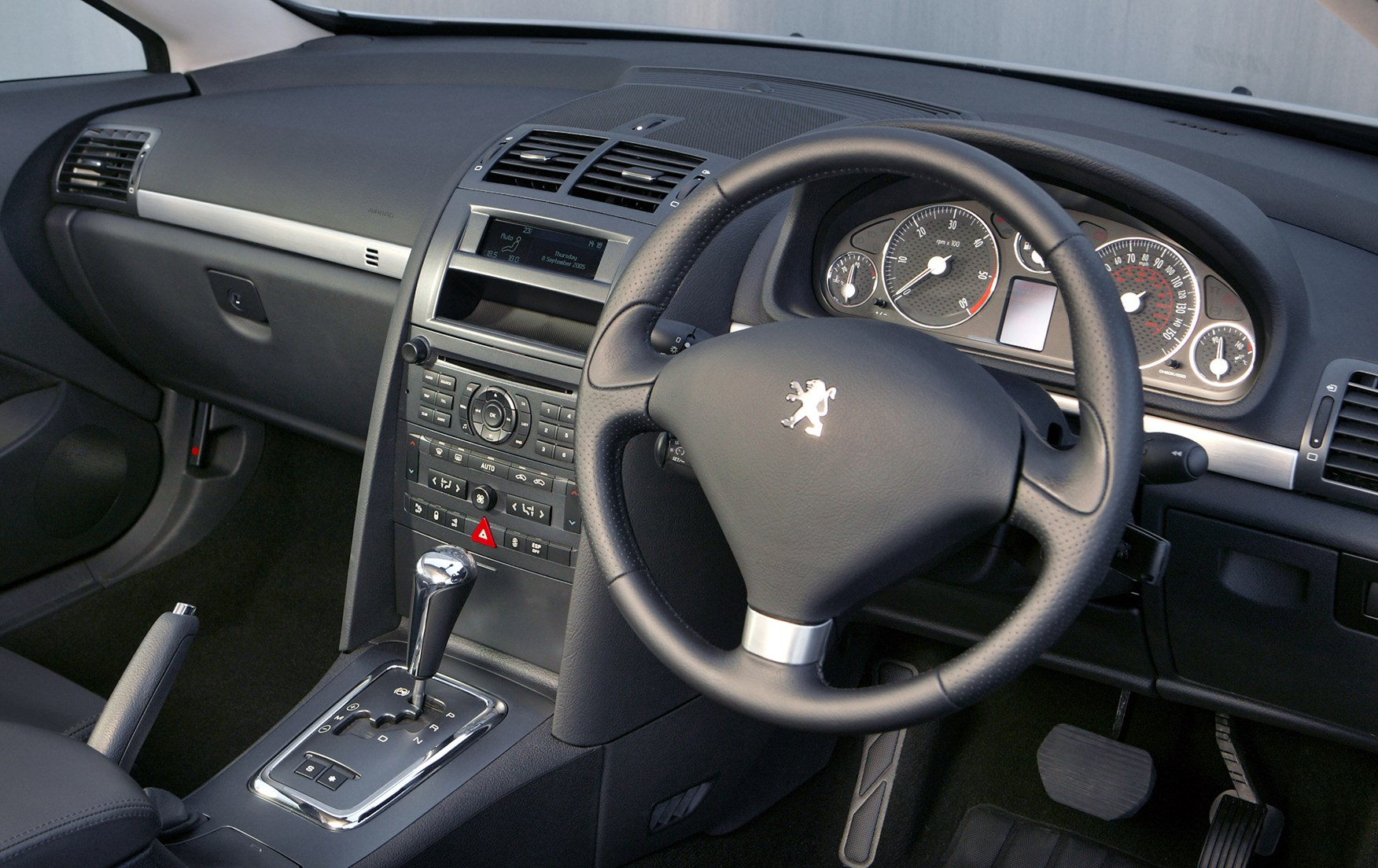 Peugeot 407 2004 - 2011 Coupe #5