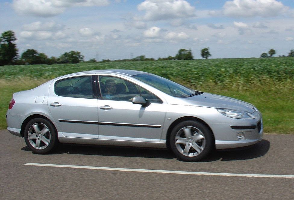 Peugeot 407 2004 - 2011 Coupe #2