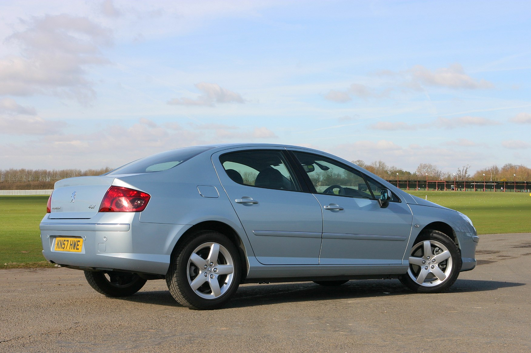 Peugeot 407 2004 - 2011 Coupe #1