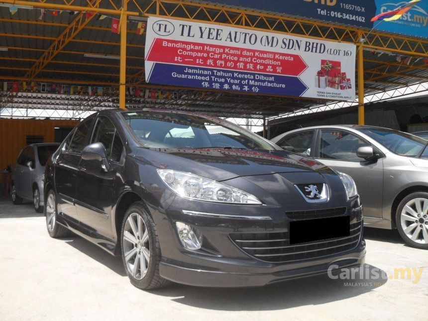 Peugeot 408 I 2012 - now Sedan #5