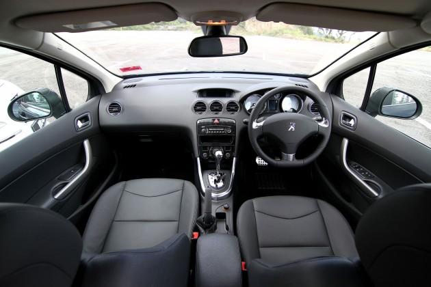Peugeot 408 I 2012 - now Sedan #1