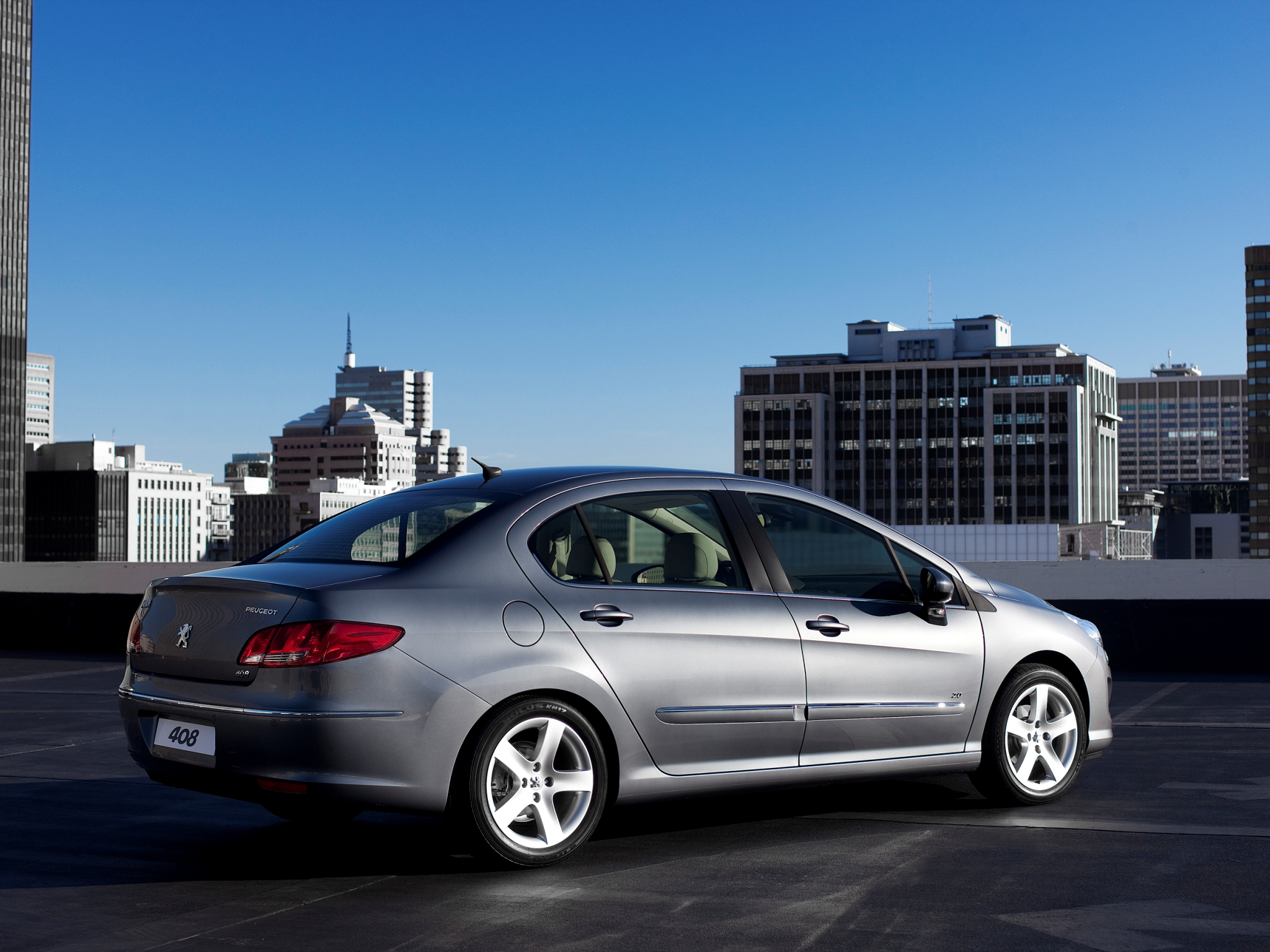 Peugeot 408 I 2012 - now Sedan #2