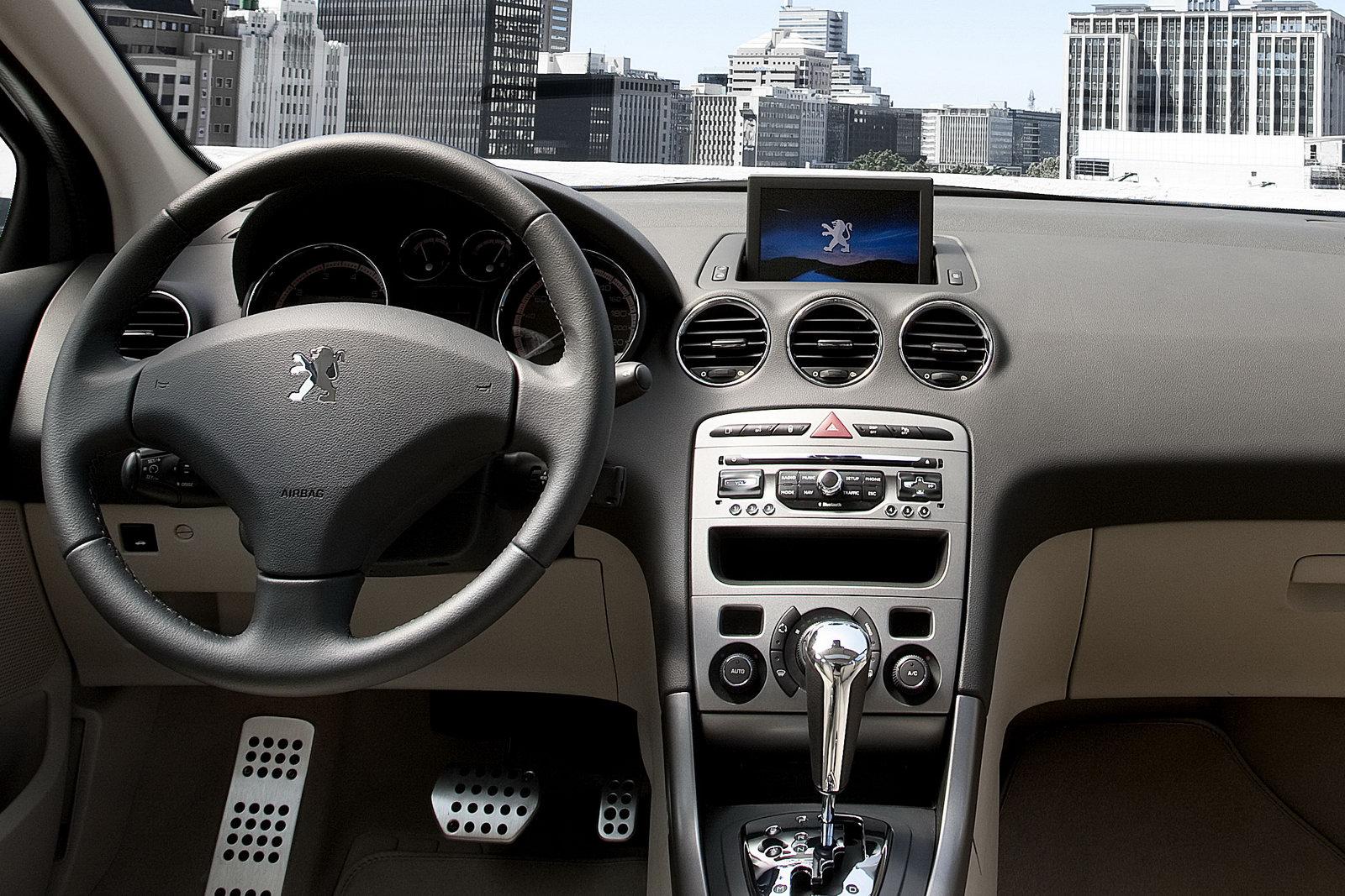 Peugeot 408 I 2012 - now Sedan #8