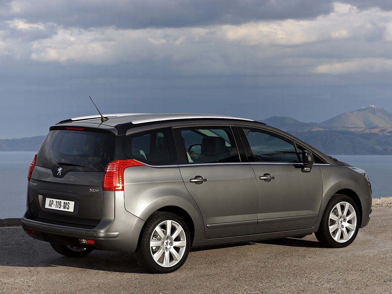 Peugeot 5008 I 2009 - 2013 Compact MPV #5