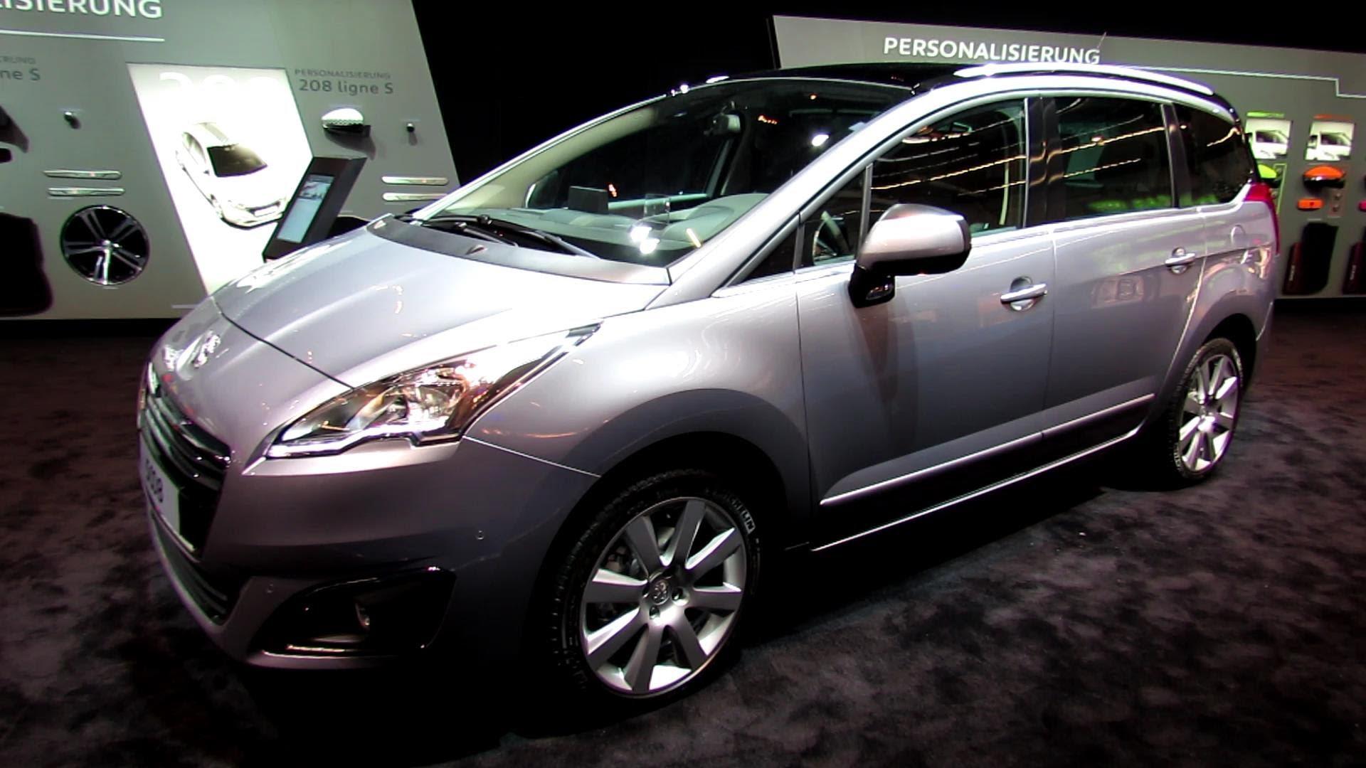 Peugeot 5008 I 2009 - 2013 Compact MPV #7