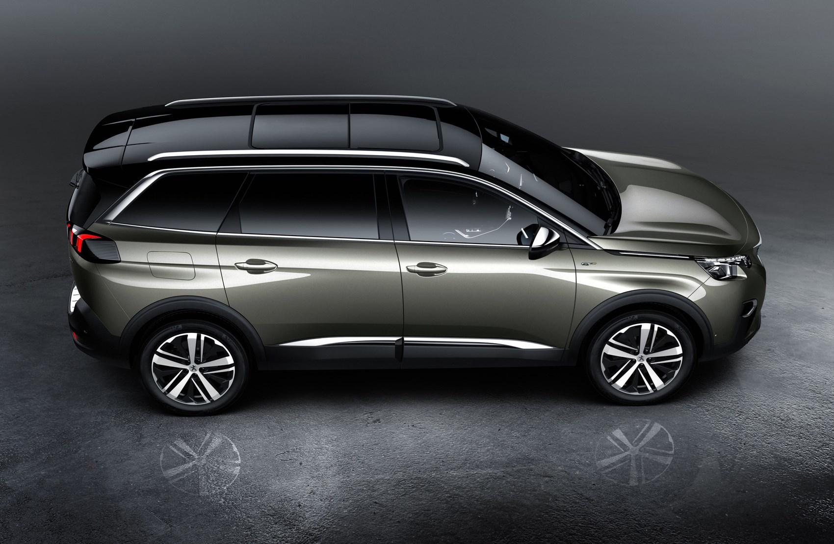 Peugeot 5008 II 2017 - now SUV 5 door #3