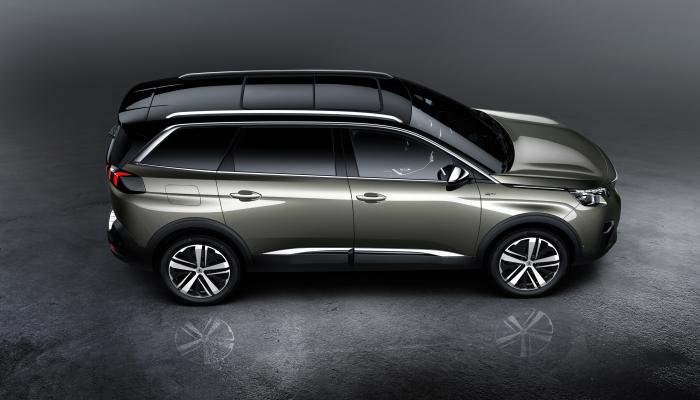 Peugeot 5008 II 2017 - now SUV 5 door #4