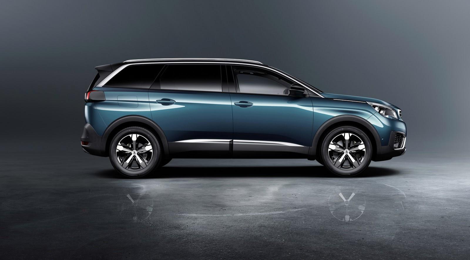 Peugeot 5008 II 2017 - now SUV 5 door #7