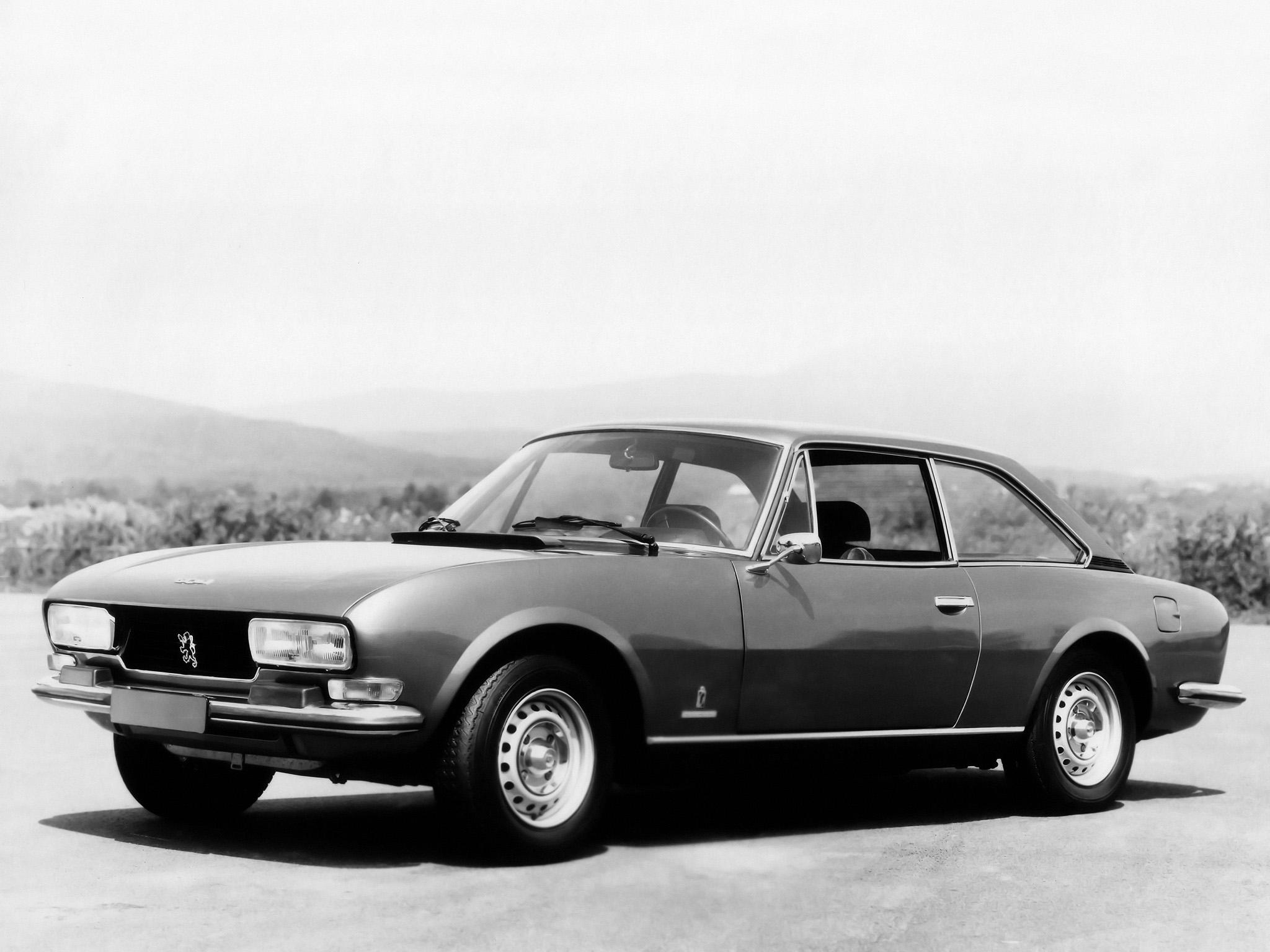 Peugeot 504 1968 - 1989 Cabriolet #2
