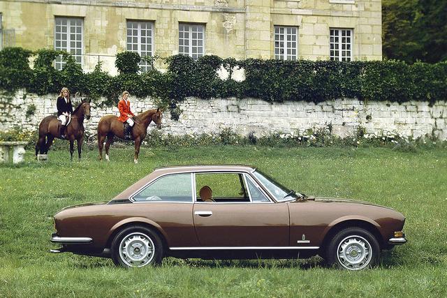 Peugeot 504 1968 - 1989 Cabriolet #6