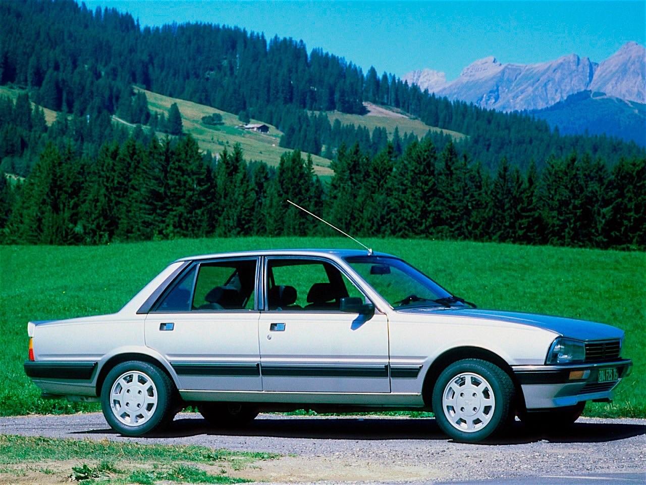 Peugeot 505 1979 - 1992 Sedan #2