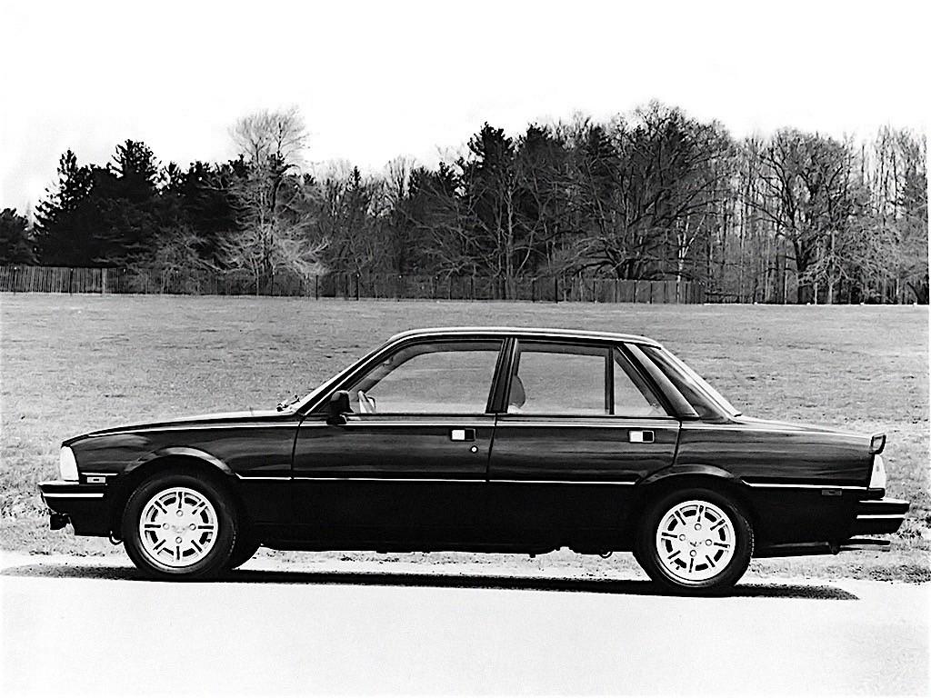 Peugeot 505 1979 - 1992 Sedan #4