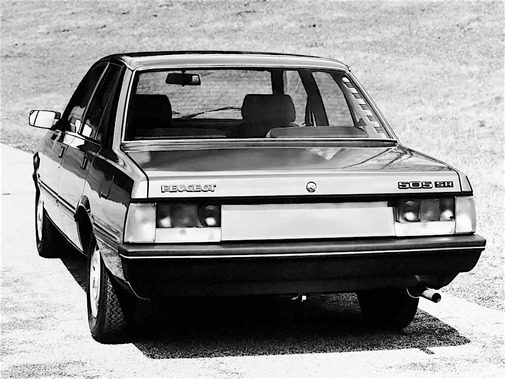 Peugeot 505 1979 - 1992 Sedan #1