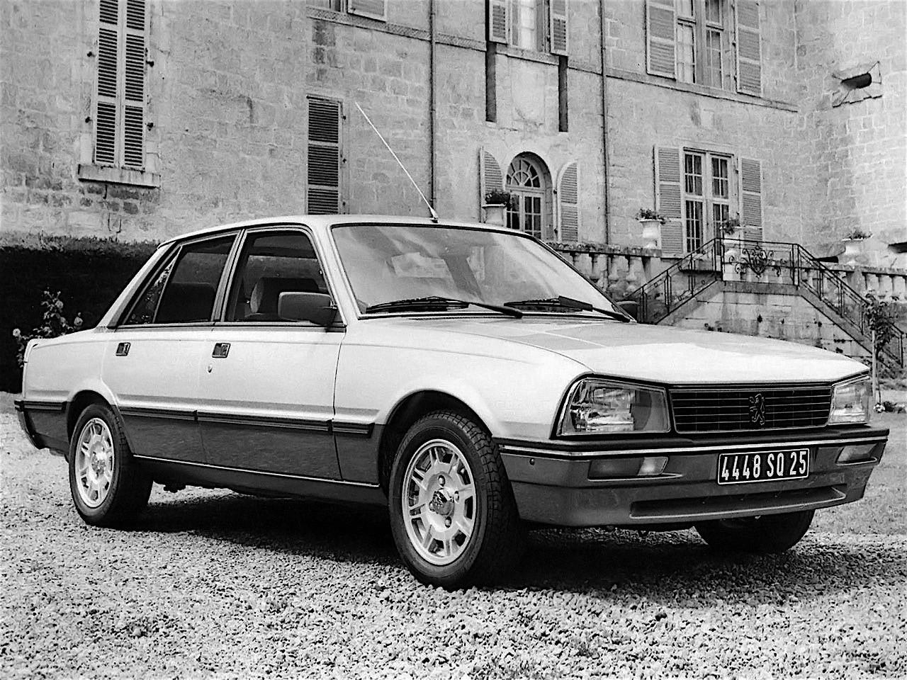 Peugeot 505 1979 - 1992 Sedan #7