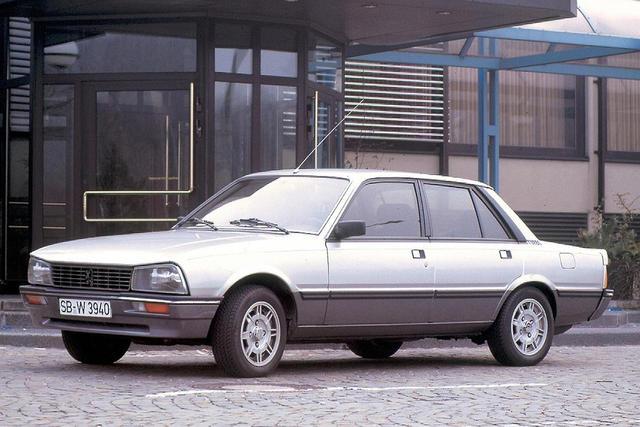 Peugeot 505 1979 - 1992 Sedan #8