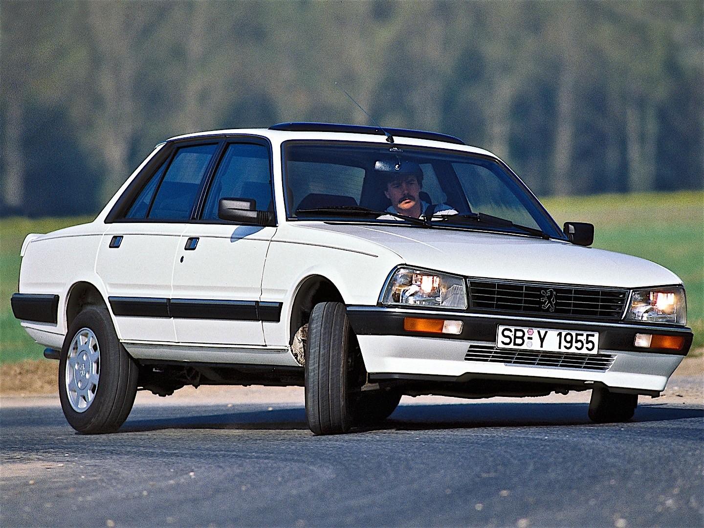 Peugeot 505 1979 - 1992 Sedan #5