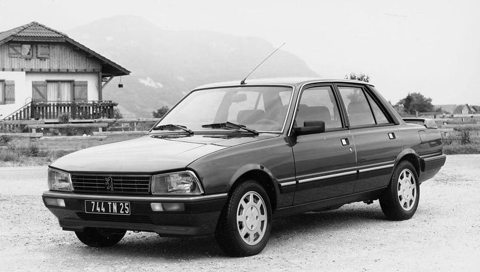 Peugeot 505 1979 - 1992 Sedan #6