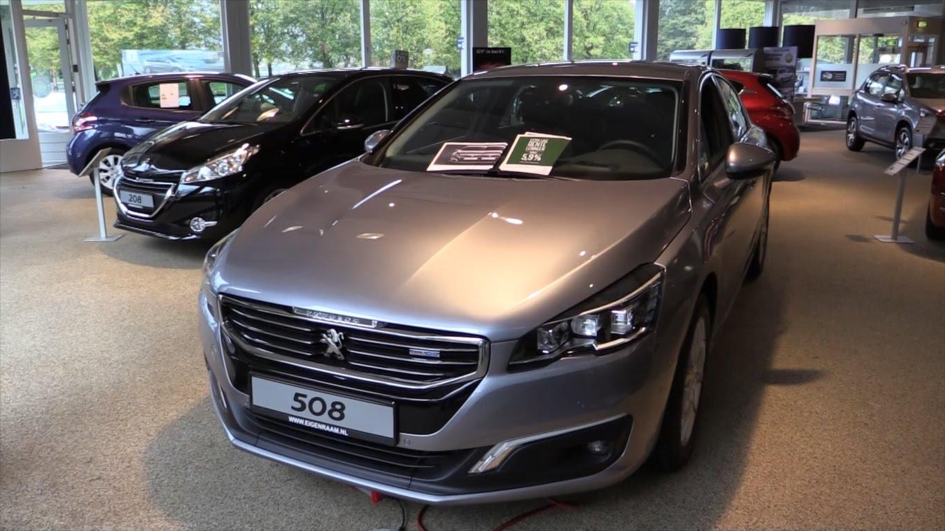 Peugeot 508 I 2011 - 2014 Sedan #6