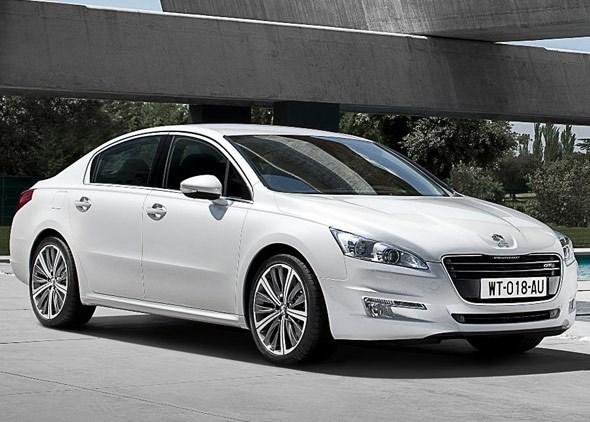 Peugeot 508 I 2011 - 2014 Sedan #2