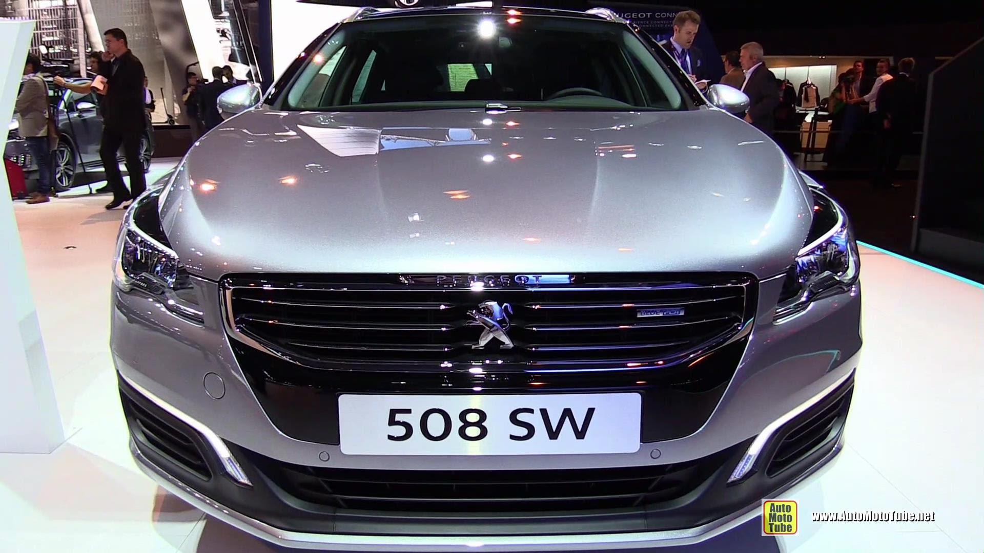 Peugeot 508 I 2011 - 2014 Sedan #5