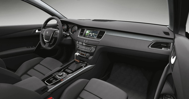 Peugeot 508 I 2011 - 2014 Sedan #4