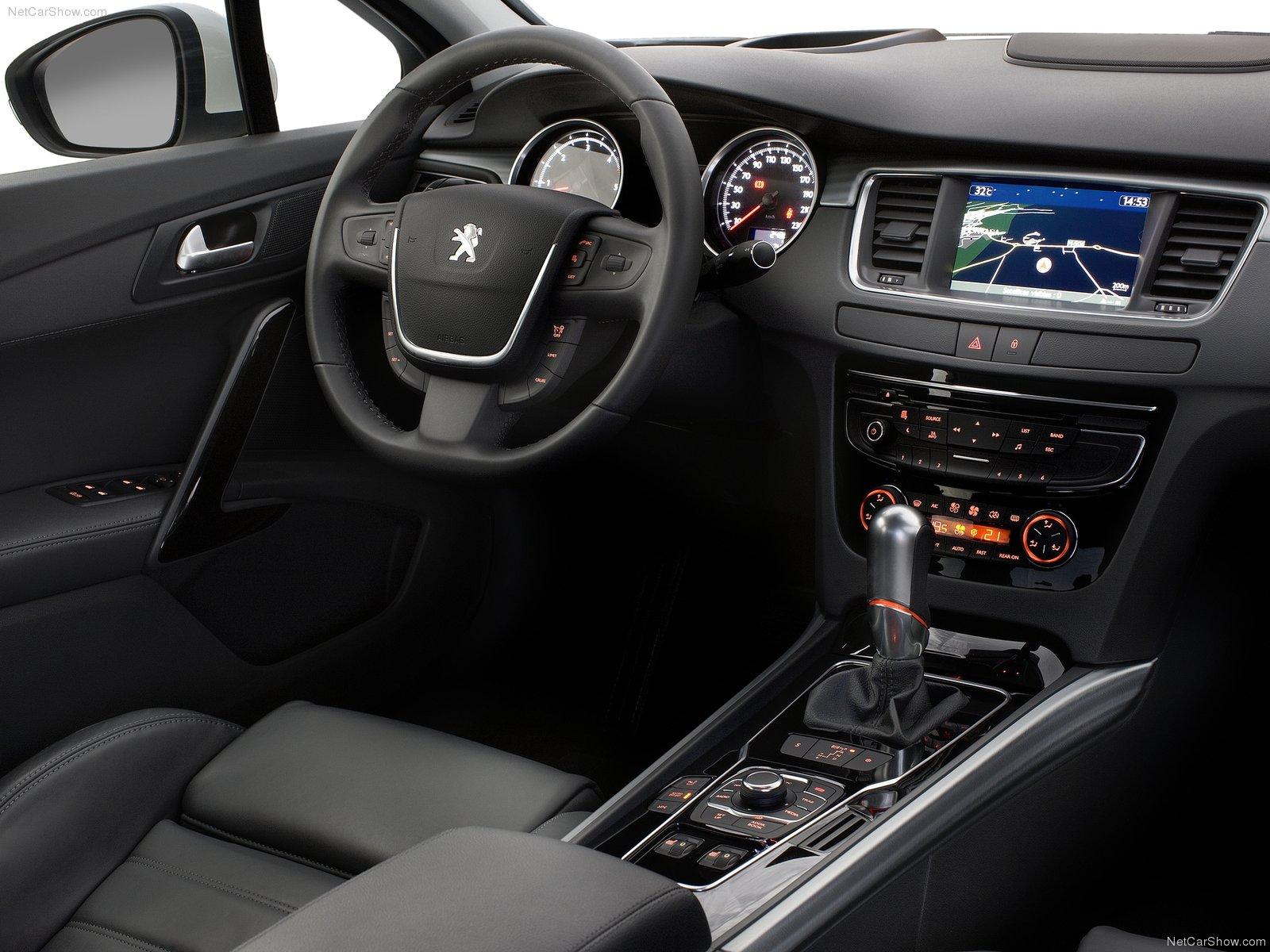 Peugeot 508 I 2011 - 2014 Sedan #7