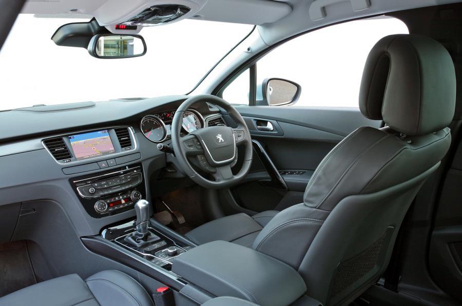 Peugeot 508 I 2011 - 2014 Sedan #8