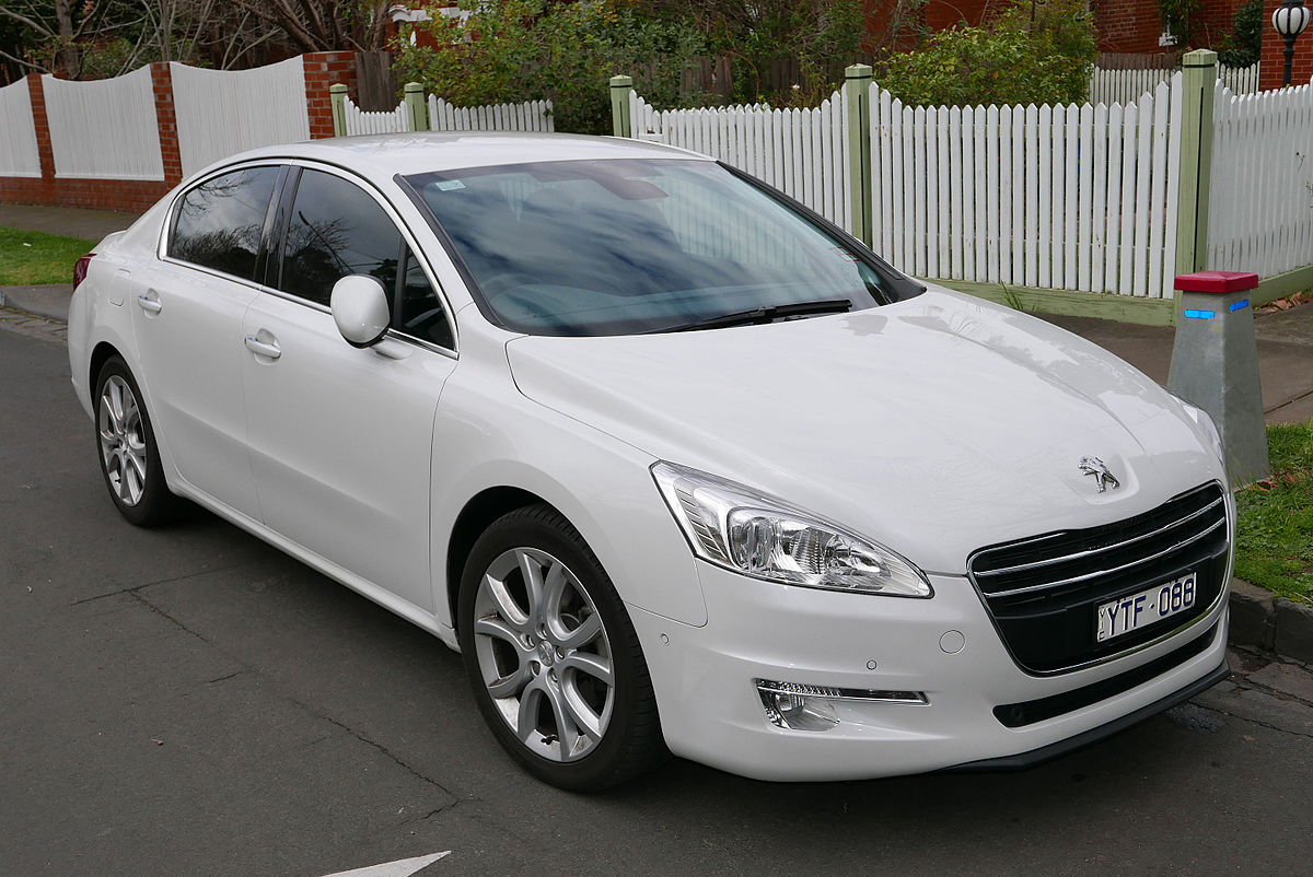 Peugeot 508 I Restyling 2014 - now Station wagon 5 door #8