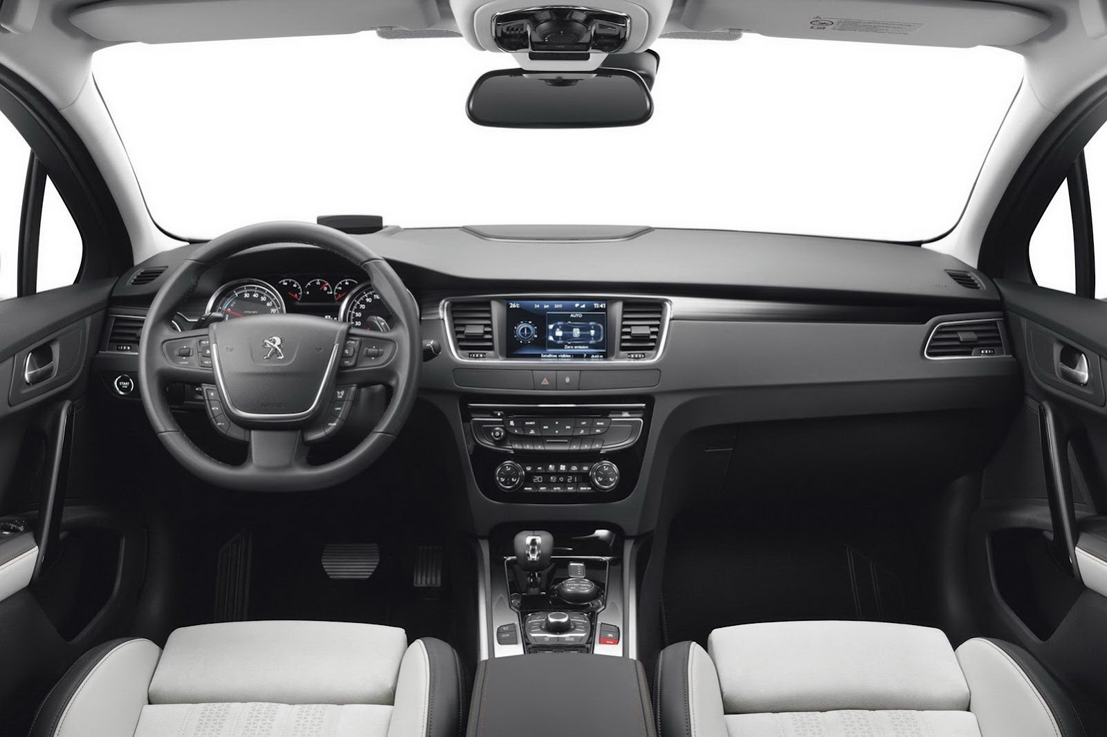 Peugeot 508 I Restyling 2014 - now Station wagon 5 door #6